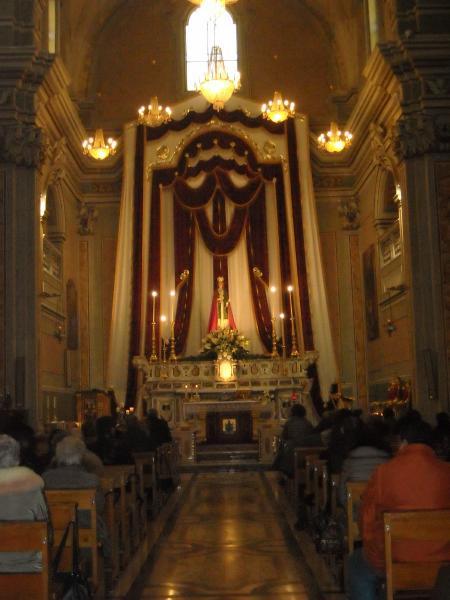 Festa di Santa Lucia presso la parrocchia di San Domenico