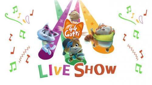 44 Gatti Live Show a Lecce