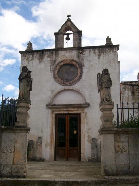 Data liturgica della Madonna di Loreto presso la Sua chiesetta in Corso Messapia