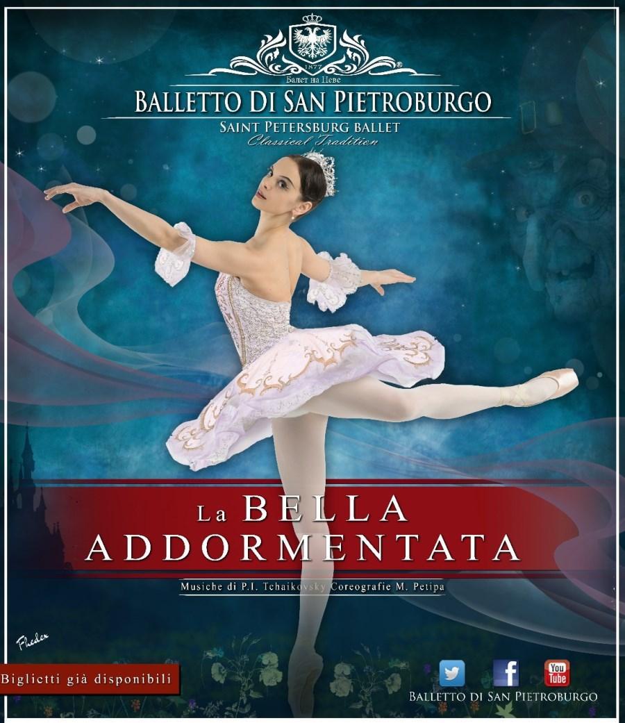 Balletto Di San Pietroburgo In  U0026quot La Bella Addormentata