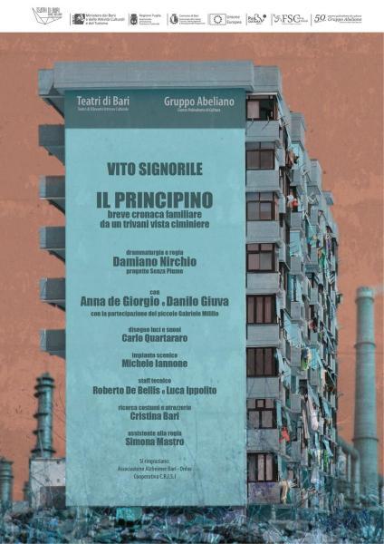 """""""Il Principino"""" con Vito Signorile"""