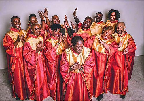 "Concerto di Natale con i ""Golden Voices of Gospel"""