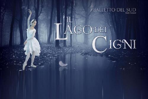 """""""Il Lago dei Cigni"""" in scena al Team di Bari"""