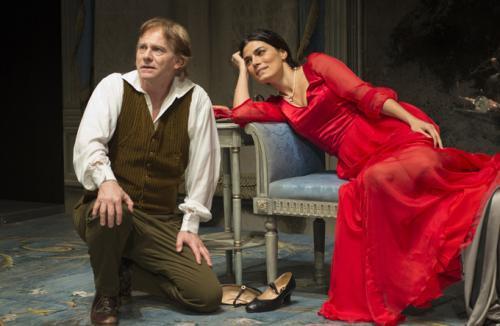 Il Misantropo con Giulio Scarpati e Valeria Solarino