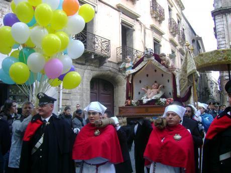 """Processione del """"Gesù Bammine curcate"""""""