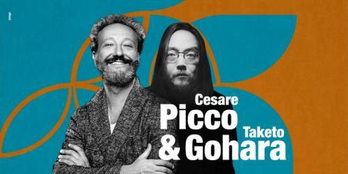 CESARE PICCO & TAKETO GOHARA in Haiku