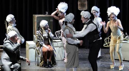 """Diaghilev Teatro con """"Le manie per la villeggiatura"""""""