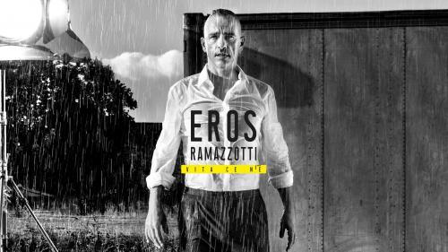 Eros Ramazzotti torna Roma