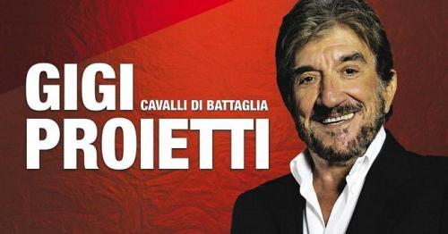 Gigi Proietti torna all'Auditorium Parco della Musica