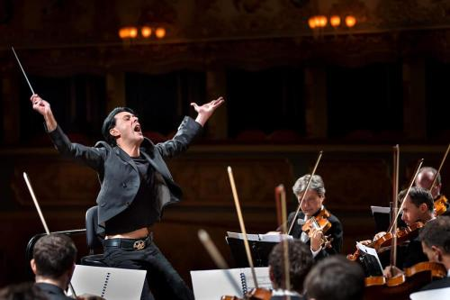 Beethoven Fest Concerto di Natale Ezio Bosso