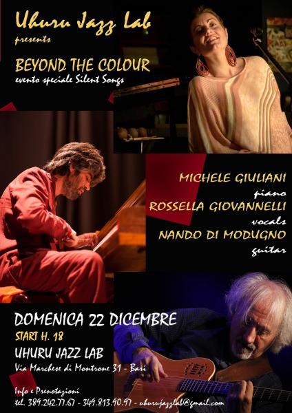 Beyond The Colour  feat. Nando Di Modugno