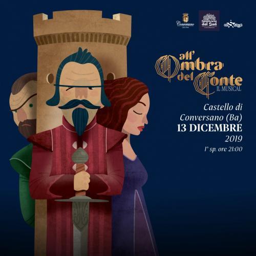 All'ombra del Conte - Il musical