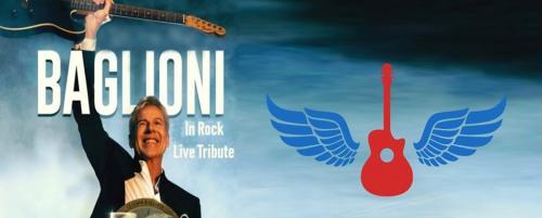 Baglioni In Rock live Tribute al Digiservice Laterza