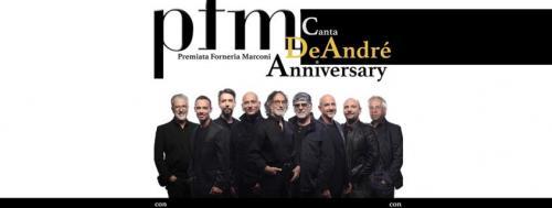 PFM canta De André Anniversary a Frosinone