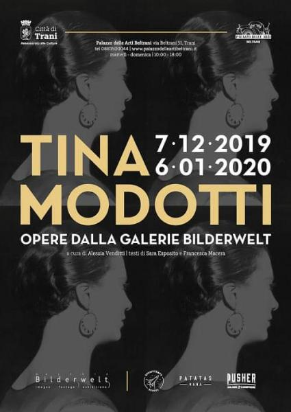 """""""Tina Modotti. Opere dalla 'Galerie Bilderwelt' """""""