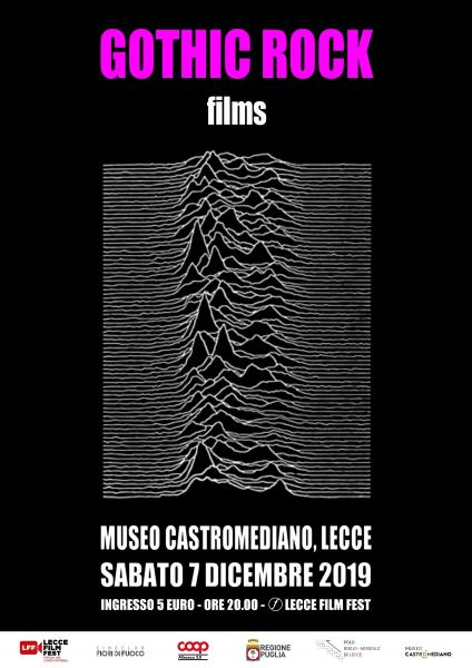 Cinema al Museo: Gothic Rock