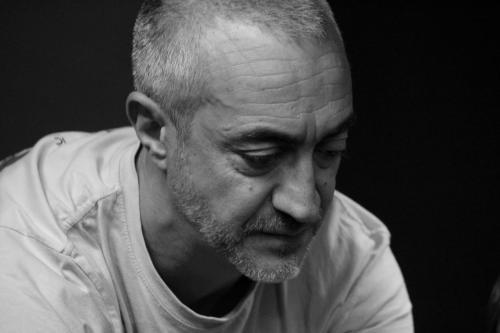 Per la rassegna teatrale Kairòs a Ruffano: Parole Date, di e con Fabrizio Saccomanno