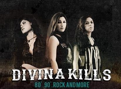 DIVINA KILLS in trio alle Officine Birrai (Lecce)