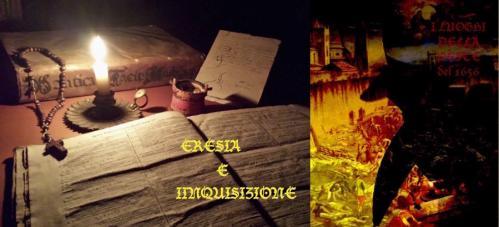 I luoghi della Peste del 1656, Eresia ed Inquisizione