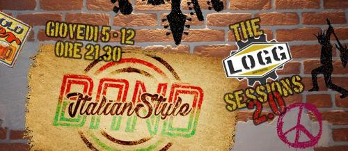Italian Style 100% Musica Italiana - The Logg Sessions 2.0
