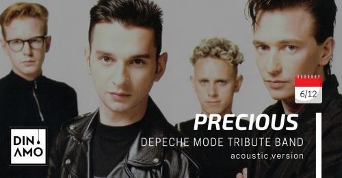 Precious | Depeche mode tribute band live da Dinamo