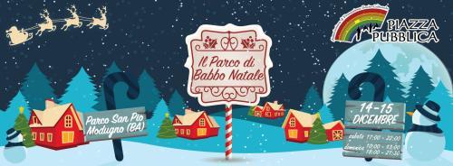 Il Parco di Babbo Natale - VII edizione
