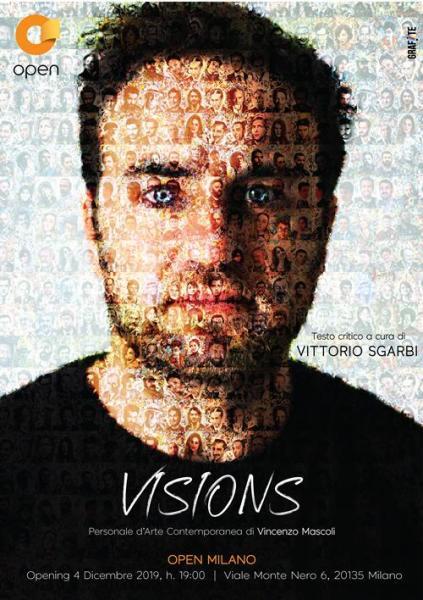 Visions di Vincenzo Mascoli - Open Milano-