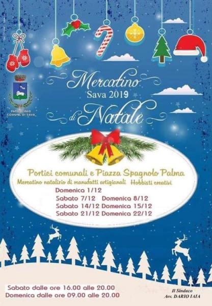 Mercatino di Natale - 5ª edizione