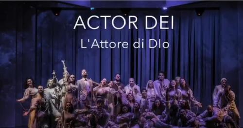 Actor Dei con Attilio Fontana