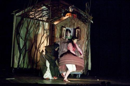 La Storia di Hansel e Gretel on stage a Canosa