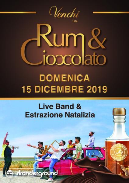 8° Rum&Cioccolato - Sospeso caffè e i Skanderground