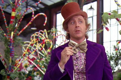 """Lù Mière Calicidicinema a Natale  """"Willy Wonka e la fabbrica di cioccolato"""""""