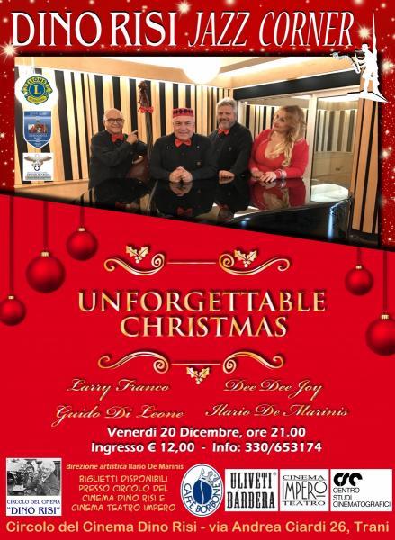 Risi Jazz Corner: Unforgettable Christmas