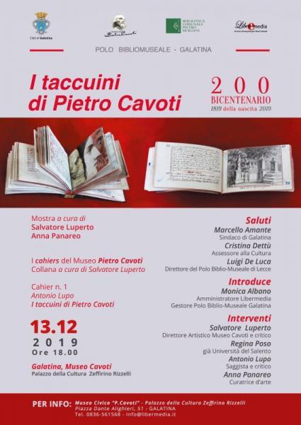 Pietro Cavoti bicentenario