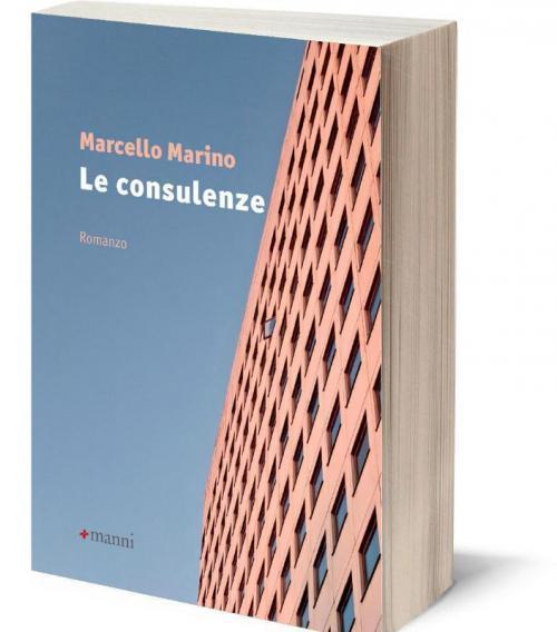 """Marcello Marino a Lecce con il suo libro """"Le consulenze"""""""