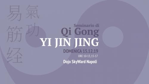 Seminario di Shaolin Qi Gong