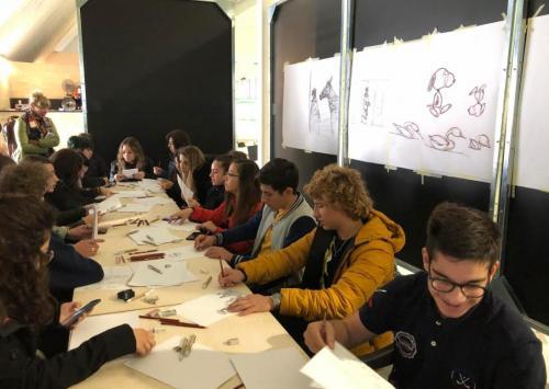 """Matera 2019, al via la mostra """"Scuole tra passato e futuro"""""""