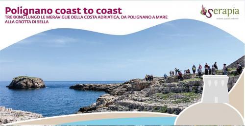 Polignano coast to coast