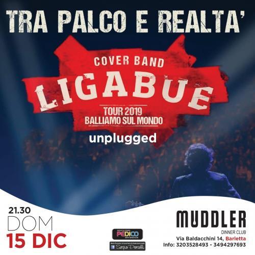 Tra palco e realtà - Ligabue cover band unplugged live Barletta