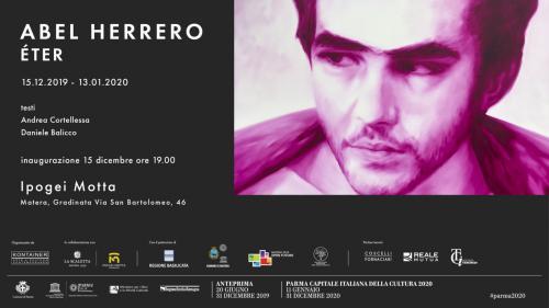 Mostra Éter di Abel Herrero