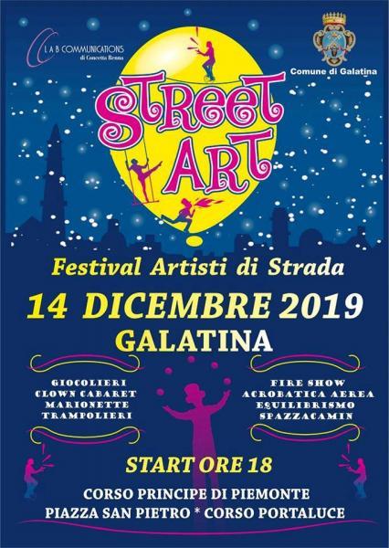 Street Art – Festival Artisti di Strada
