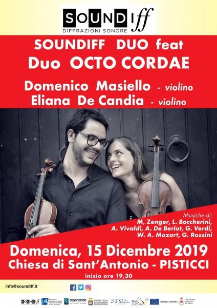 Concerto del Duo Octo Cordae