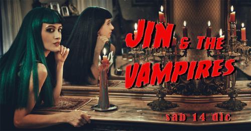 Jin & the Vampires TRIO at Cabaret Voltaire 1916