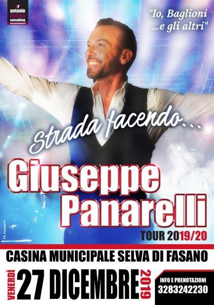 Strada Facendo - Giuseppe Panarelli in concerto