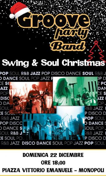 Groove Party Band - Swing & Soul Christmas