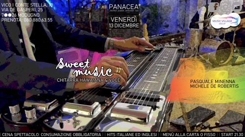 Chitarra hawaiana: Sweet music e spaghetto all'assassina