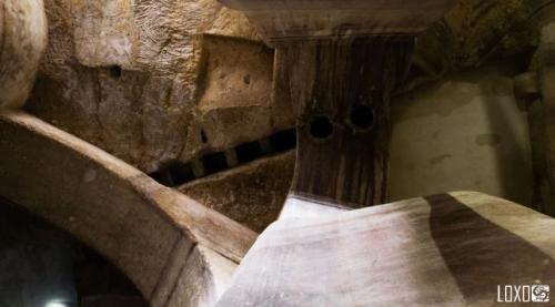 """Installazione sonora """"Echi D'acqua"""" nel Palombaro Lungo di Matera"""