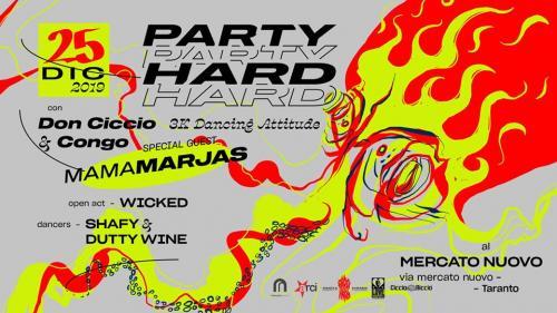 Party Hard feat Mama Marjas