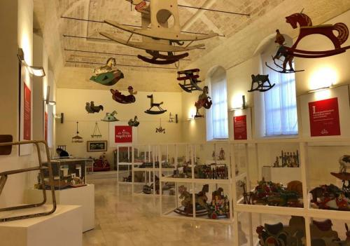 Il Paese dei Balocchi - La collezione Marzadori a Lecce