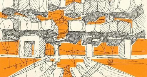Yona Friedman in mostra a Matera